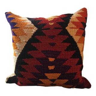Hand Woven Kilim Pillowcase