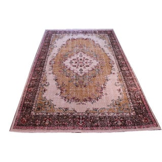 Normal Washed Turkish Anatolia Rug - 6'3'' x 9'5''