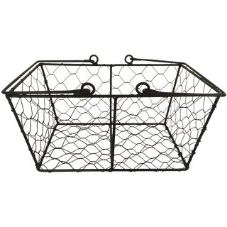 Handmade Wire Egg Basket