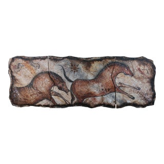 Horse 3 piece Wall Decor