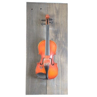 Mounted Violin