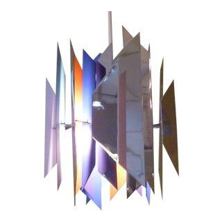 Simon Henningsen Tivoli Pendant for Lyfa Denmark 1960's