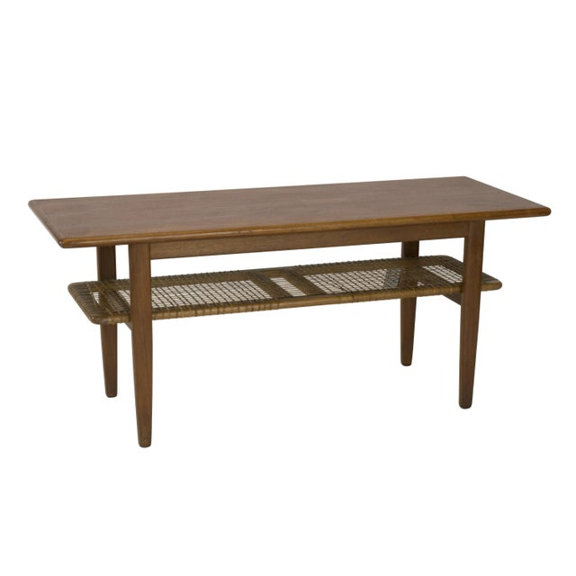 1960's Danish Teak Coffee Table - Image 2 of 3