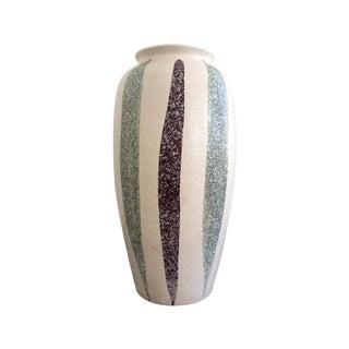 Rare Mid-Century Scheurich Keramics Tall Vase