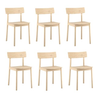 "Woud ""Pause"" Dining Chairs - Set of 6"