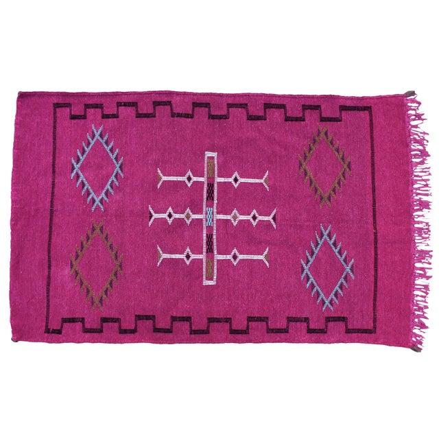 Image of Moroccan Cactus Silk Rug - 2′11″ × 4′10″