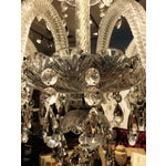 Image of 19th Century English Crystal Chandelier