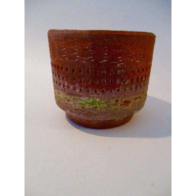 Image of Mid-Century Italian Ceramic Pot
