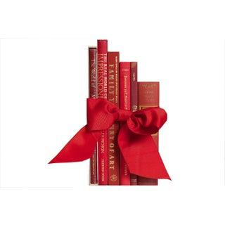 Crimson & Gold Art Gift - Set of 6 Books