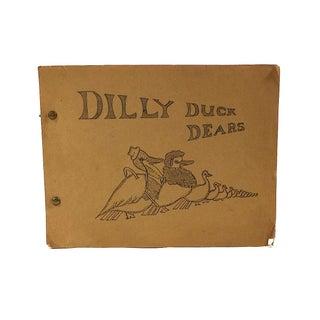 1930s Childrens Book Manuscript