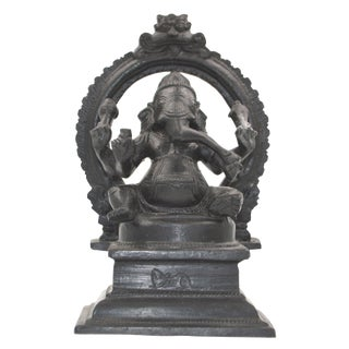 Ganesh Brass Metal Figurine
