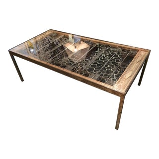 Handmade Garden Gate Coffee Table