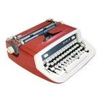 Image of Vintage 1970s Royal Custom II Typewriter & Case