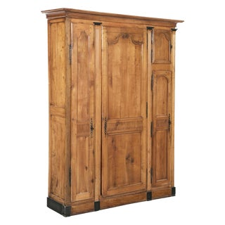 Neoclassical Fruitwood Cabinet