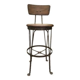 Stanley Furniture Artisans Apprentice Barstool