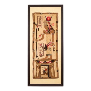 Antique Egyptian Embroidery
