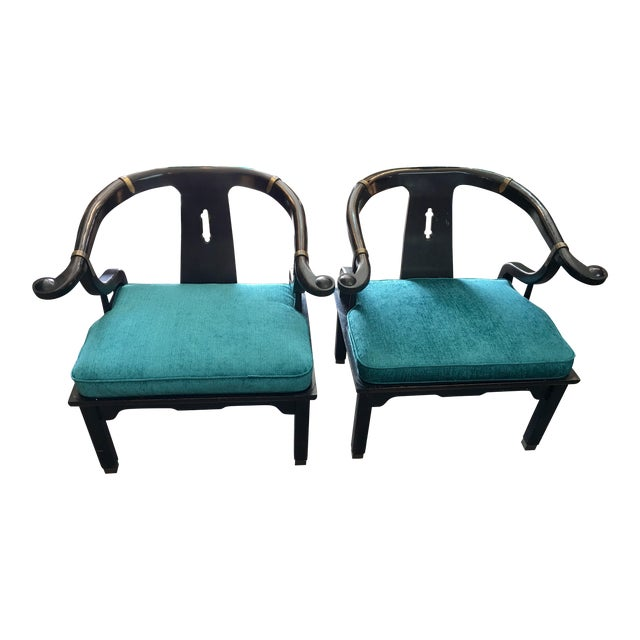 James Mont for Century Ming Chair - A Pair - Image 1 of 6
