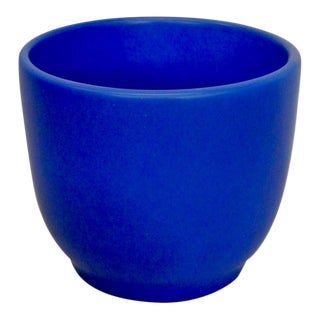 Vivid Blue California Modern Planter Pot by Gainey Ceramics