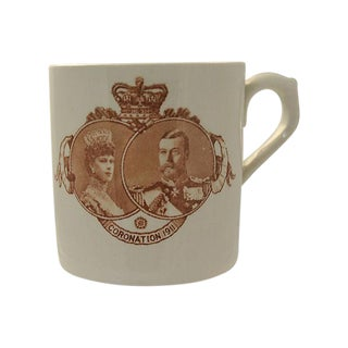 Royal Doulton 1911 King George V Coronation Mug