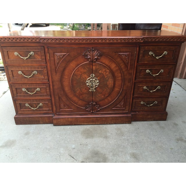 Hooker Furniture Buffet Table - Image 2 of 5