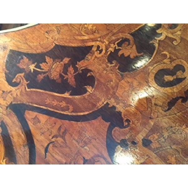 Napoleon III Style Writing Table - Image 8 of 8