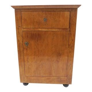 Beidermeier Style Small Cabinet