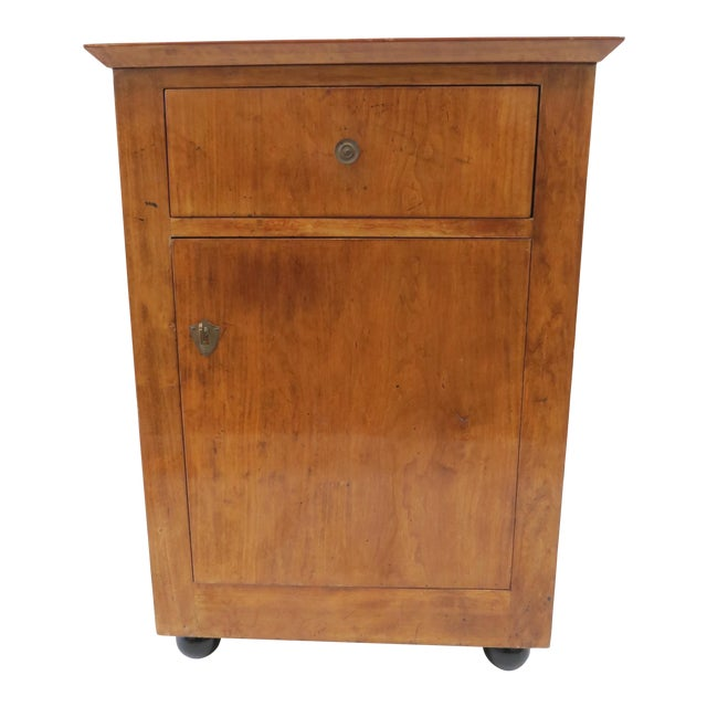 Image of Beidermeier Style Small Cabinet