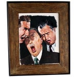 "Image of Andrews ""Three Tenors"" Oil Painting"