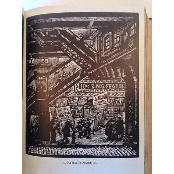 Image of 1939 WPA New York City Guidebook, 1st Edition