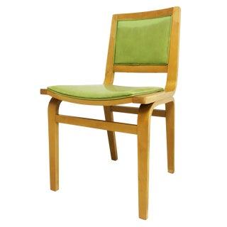 Thonet Mid Century Modern Bent Wood Chair
