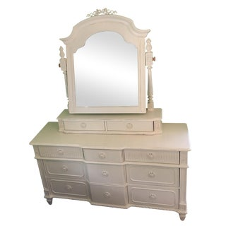 """Thomasville """"Emilia"""" Dresser With Mirror"""