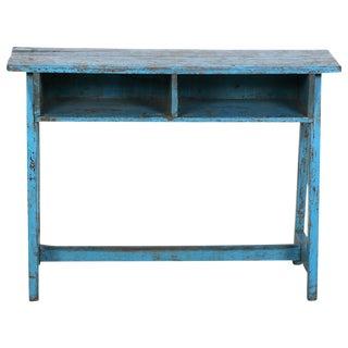 Jodhpur Blue Writing Desk