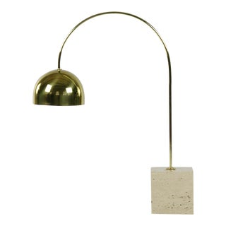 Brass Table Lamp by Harvey Guzzini