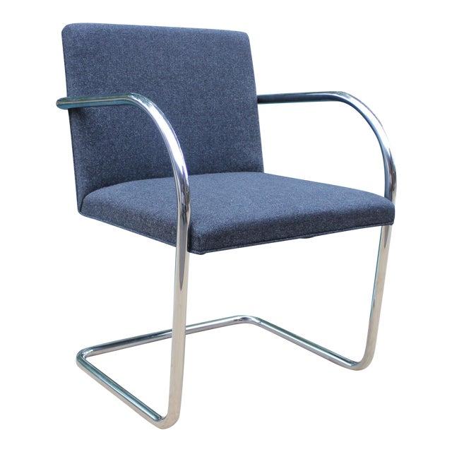 Vintage Ludwig Mies Van Der Rohe Knoll Tubular Brno Chair - Image 1 of 10