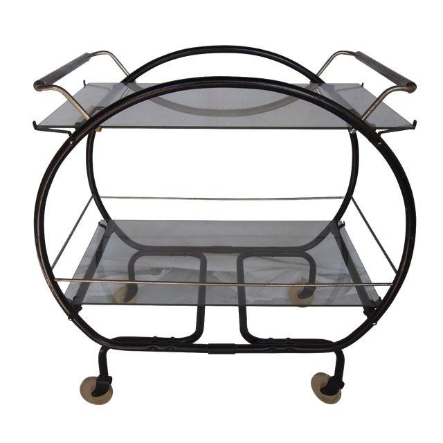 Art Deco Bar Cart Chairish