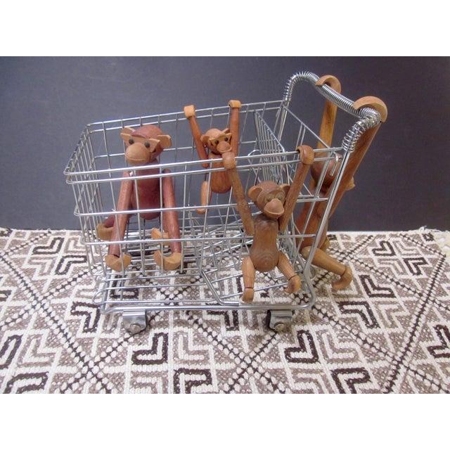 Vintage Pop Art Shopping Cart - Image 9 of 9