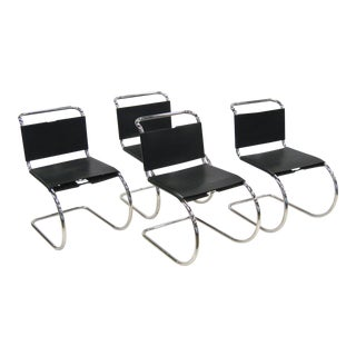 Ludwig Mies van der Rohe MR chairs by Knoll