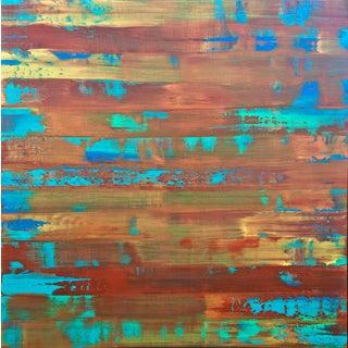 """Blazing with Intensity"" Original Painting"