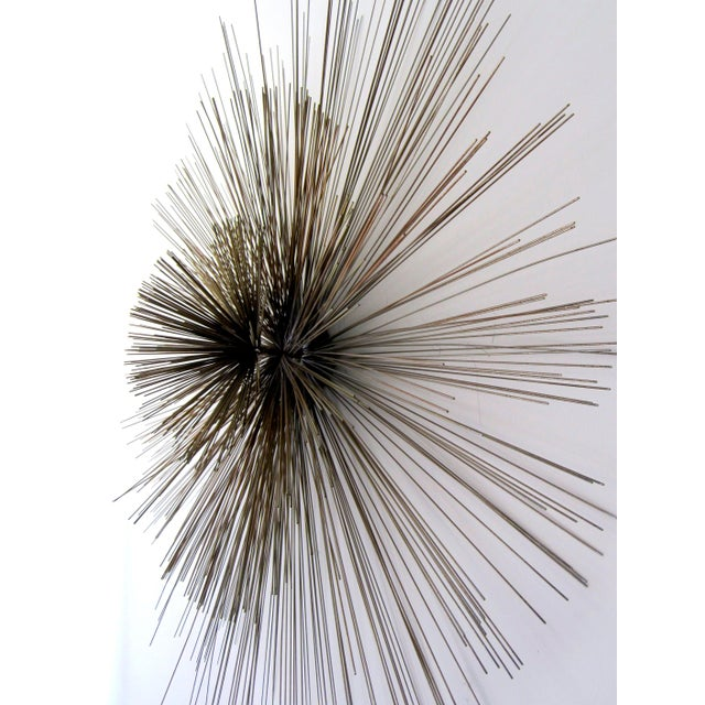 Curtis Jere Large Spoke Wall Sculpture - Image 2 of 9