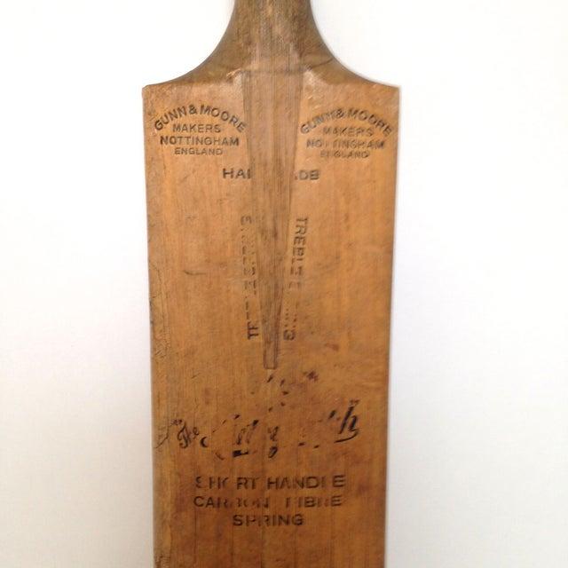 Gunn and Moore Cricket Bat Paddle - Image 4 of 5