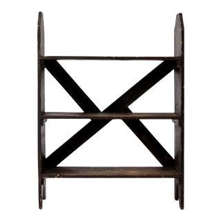 Antique Primitive Wooden Shelf