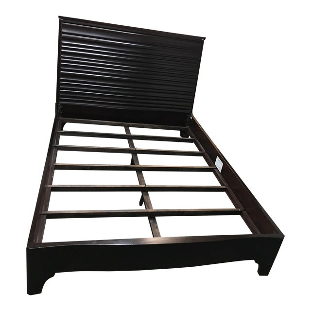 Brownstone Townsend Mahogany Bed, Queen - Image 1 of 11