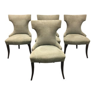 Custom Dining Chairs - Set of 4
