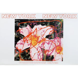 James Rosenquist -New York  Communications Center