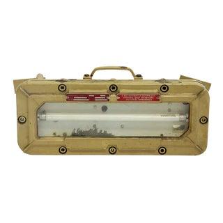 Vintage European Emergency Light