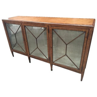 English Style Sideboard/Cabinet