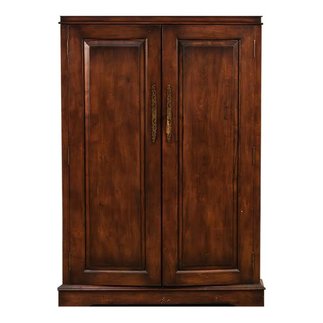 Sarreid Ltd. Entertainment Cabinet Wardrobe - Image 1 of 4