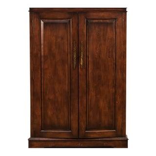 Sarreid Ltd. Entertainment Cabinet Wardrobe