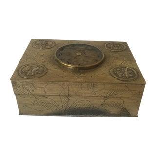 Asian Motif Box