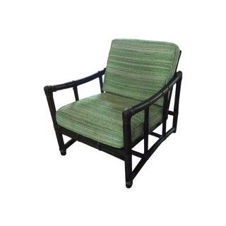 McGuire Bamboo Lounge Chair